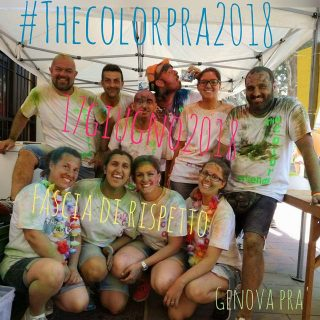LA COLORPRA' 2018 E THE COLOR FRIENDS