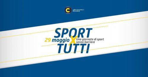 sport per tutti