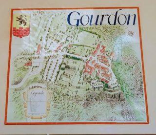 GOURDON, IL NIDO D'AQUILA IN PROVENZA